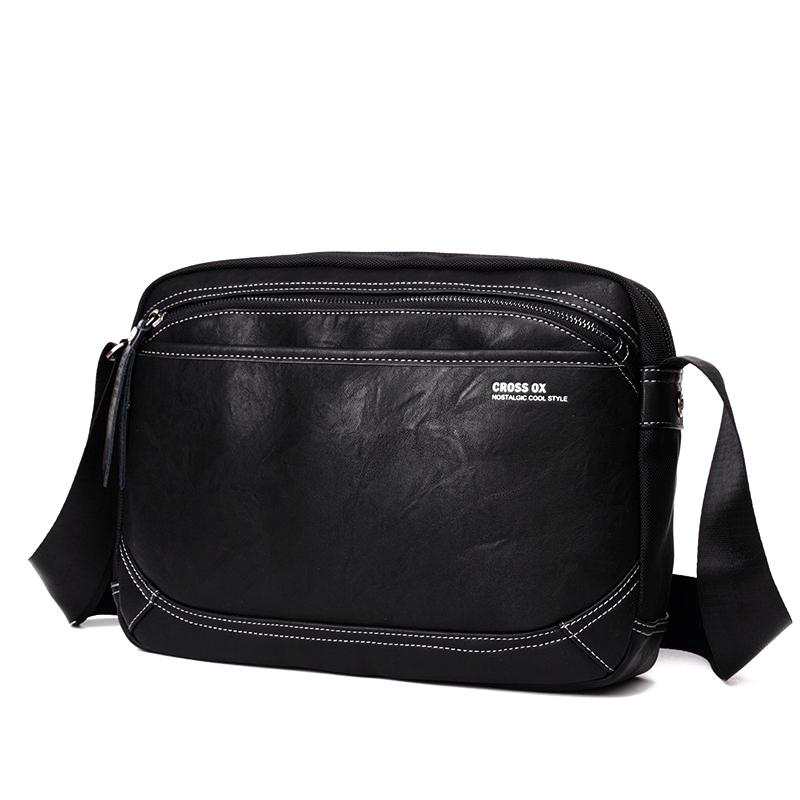 Casual Style Leather Bag