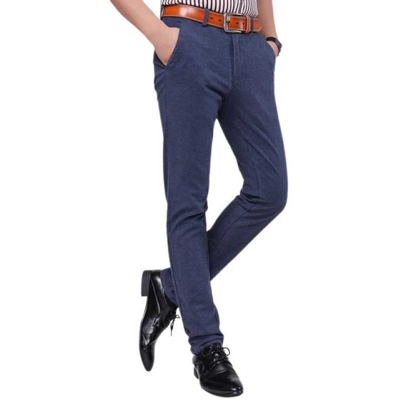 Mattia Formal Slim Pants
