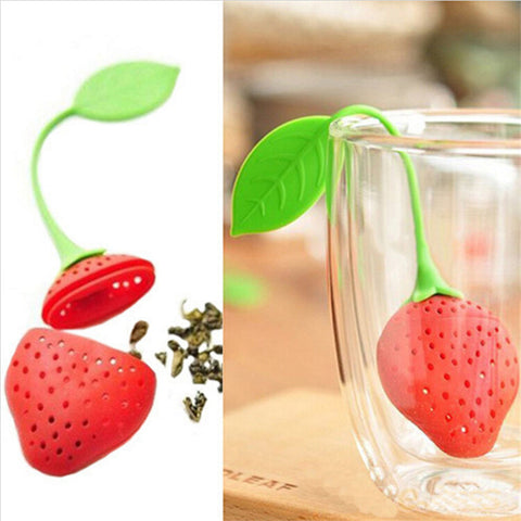 Strawberry Tea Steeper