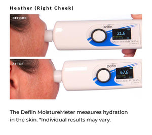 3HA Instant Hydrating Facial Mist with 3 Types of Hyaluronic Acids, Immediate Hydration