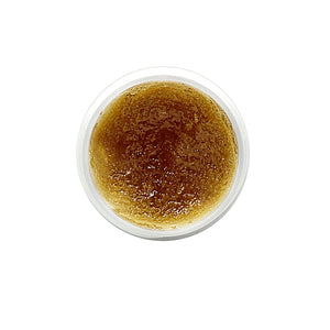 Lip Scrub & Lip Plumper - Chocolate Flavor  -  exfoliate, hydrate and plump!