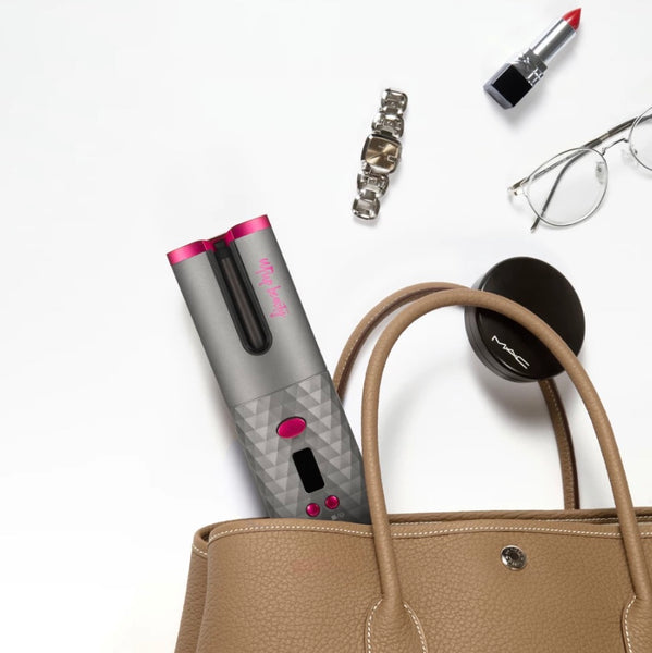 Revolutionary Cordless Hair Curler