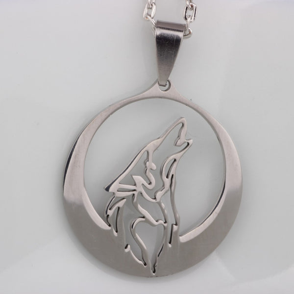 Wolf Totem Necklace