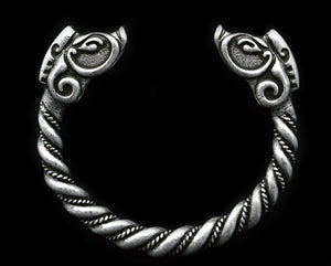 Celtic Boar Bracelet - Alloy-Viking Caulking