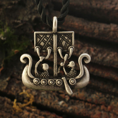 Viking Ship Jewelry-Viking Caulking