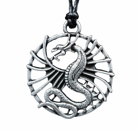 Viking Dragon Pendant-Viking Caulking-Viking Caulking