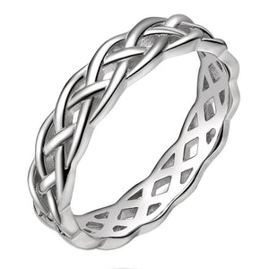 Celtic Weave Ring-Viking Caulking-Viking Caulking