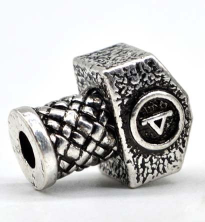 Viking Mjolnir Beads for sale