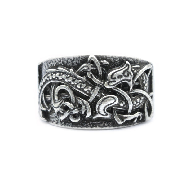 Dragon Ring-Viking Caulking-Viking Caulking