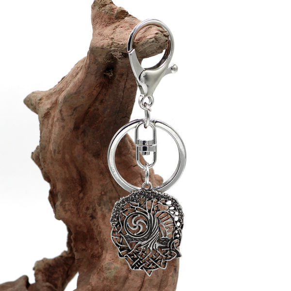 Tree of Life keychain-Viking Caulking-Viking Caulking