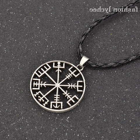 Viking Compass Pendant-Viking Caulking-Viking Caulking