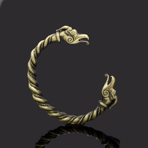 Viking Arm Ring - Bronze-Viking Caulking-Viking Caulking