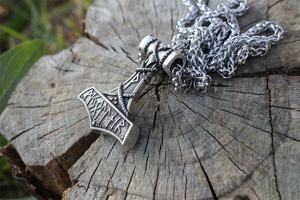 Thor Necklace-Viking Caulking