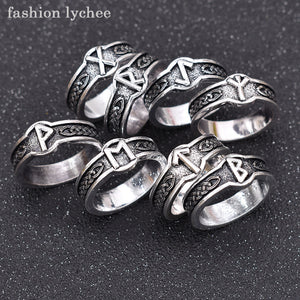 Norse Rune Rings-Viking Caulking-Viking Caulking