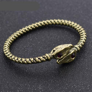 Snake Bracelet-Viking Caulking-Viking Caulking