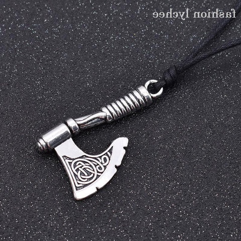 Viking Axe Pendant-Viking Caulking