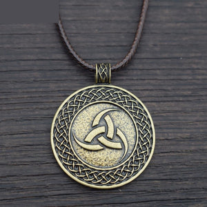 Odin Necklace bronze