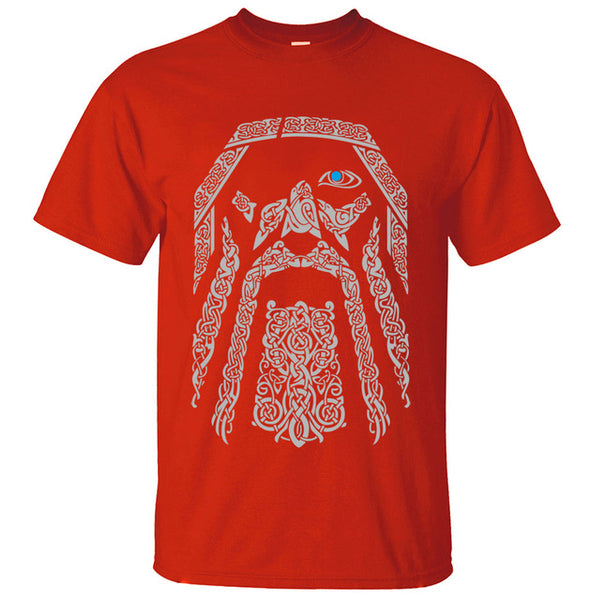 Odin T-shirts red