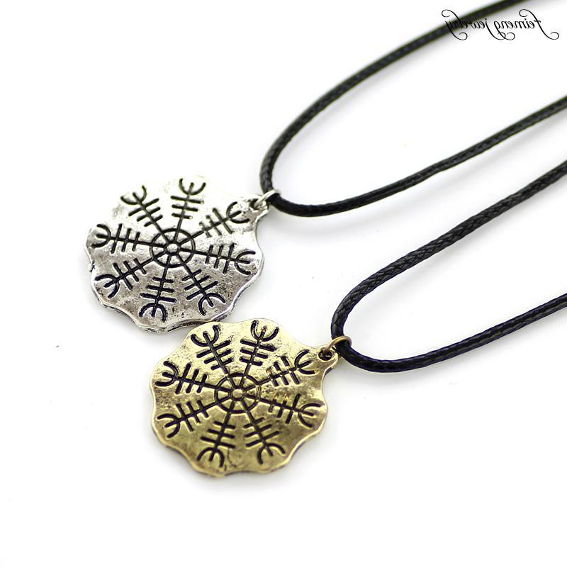 Vegvisir Pendant-Viking Caulking-Viking Caulking
