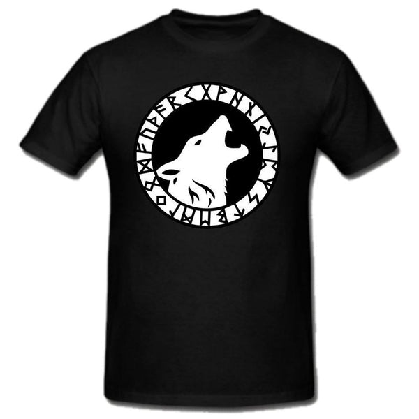 Viking Wolf T-Shirt-Viking Caulking-Viking Caulking