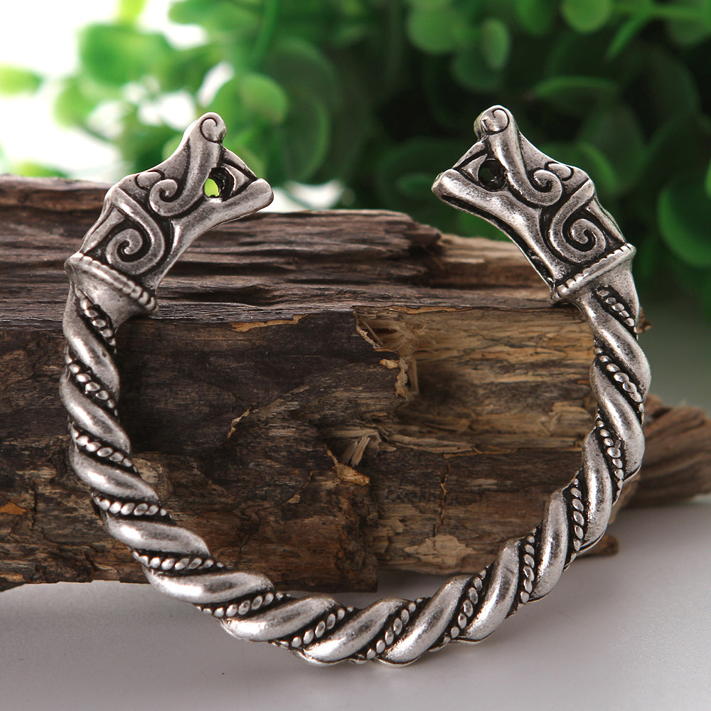 Viking Bracelet - Pewter