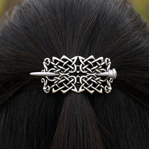 Celtic Knots Hair Clip