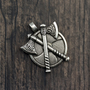 Battle Axe Pendant