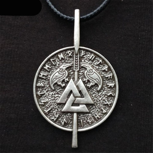 Gungnir Necklace-Viking Caulking-Viking Caulking