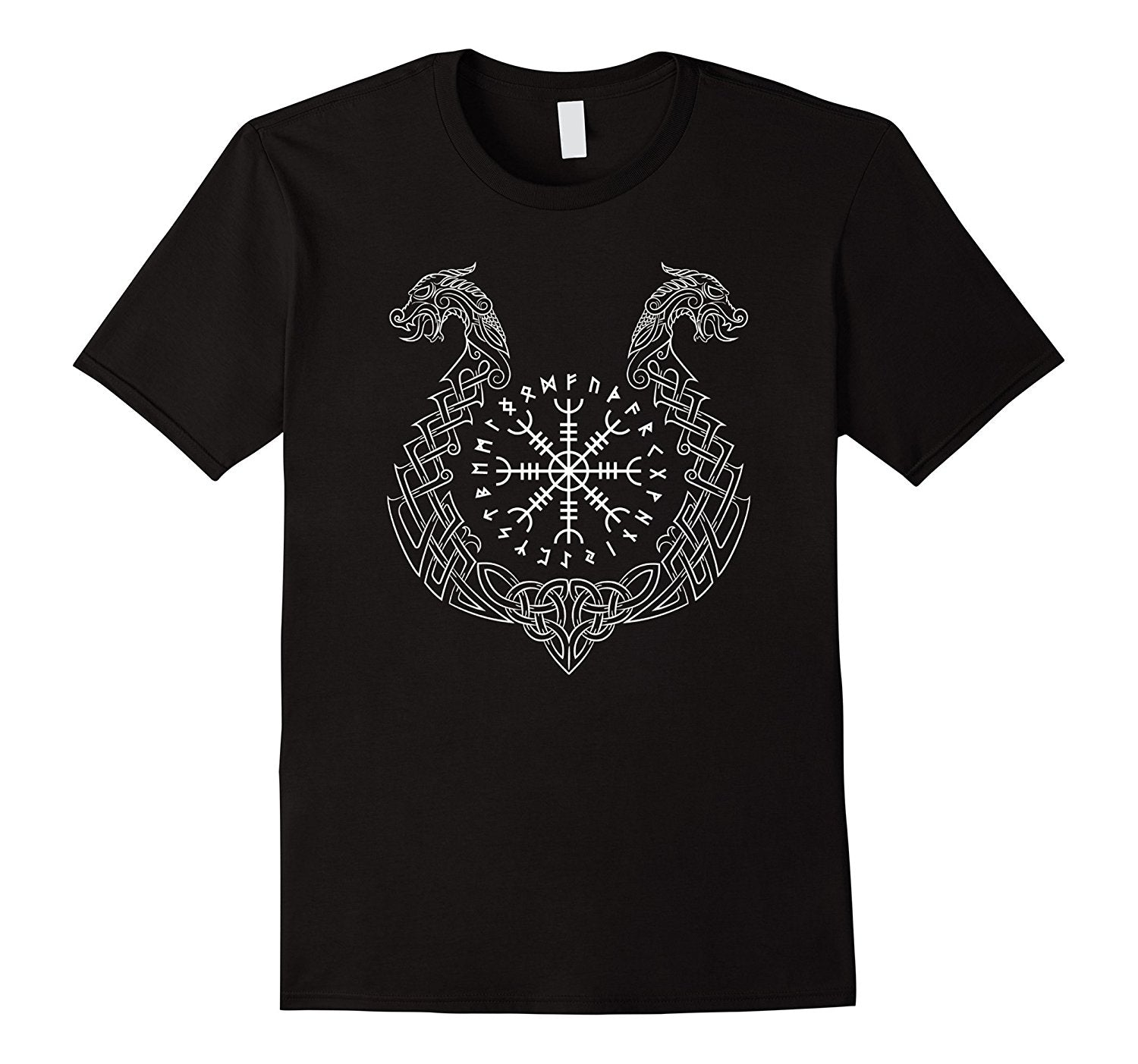 Helm of Awe t shirts-Viking Caulking-Viking Caulking