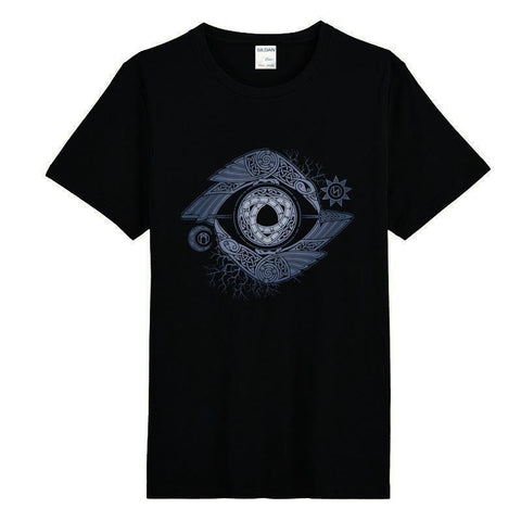 Eye of Odin T-Shirt-Viking Caulking-Viking Caulking