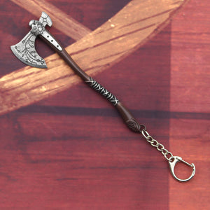 Axe Keychain-Viking Caulking-Viking Caulking