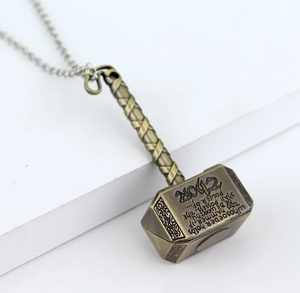 Viking Thor's Hammer Necklace