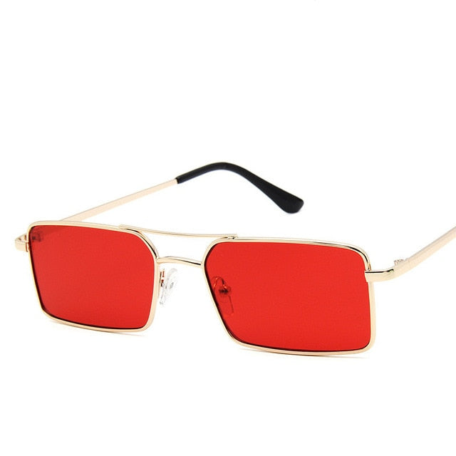 Narrow Rectangle Sunglasses