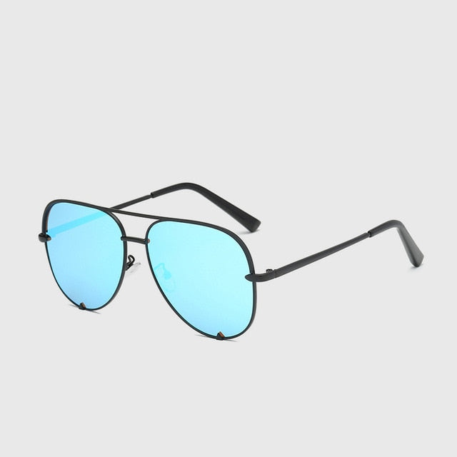 Pilot Metal Frame Sunglasses