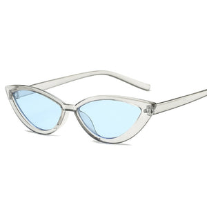 Small Eyes Cat's Eyes Women's Sunglasses