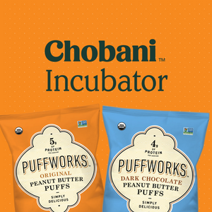 Puffworks Selected for Chobani's Third Incubator Class