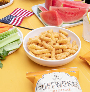 Why Summer is for Snacking at Puffworks