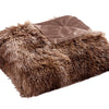 Faux Fur  Long Shaggy Blanket - SOFTAN STORE