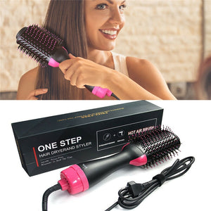 One Step Hair Dryer & Styler Brush