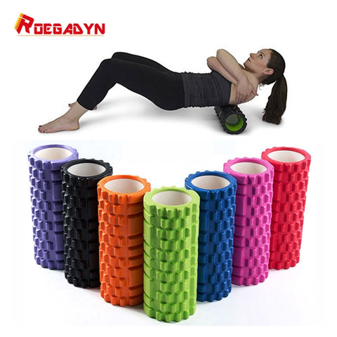 Muscle Massaging Foam Roller