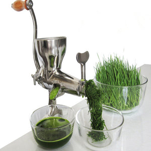 Wheat Grass Juicer