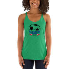 Kansas City Soccer 2026 Women's Racerback Tank