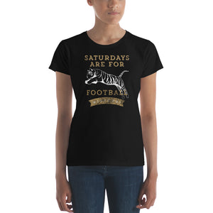 PROMO Women's Leaping Tiger T-shirt