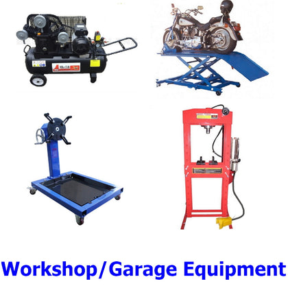 Workshop and Garage Equipment