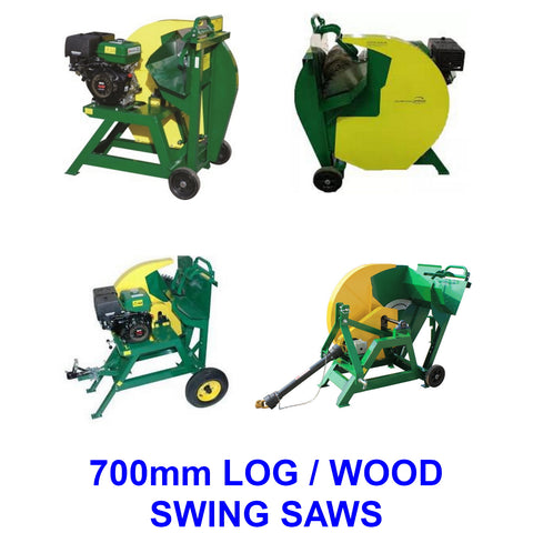Log / Wood Swing Saws