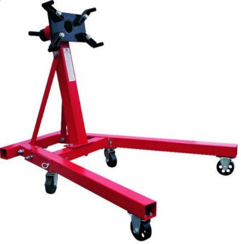 Millers Falls TWM Engine Stand 900kg (2000lb) Foldable 360 Degree Rotating Head #ES2000 1