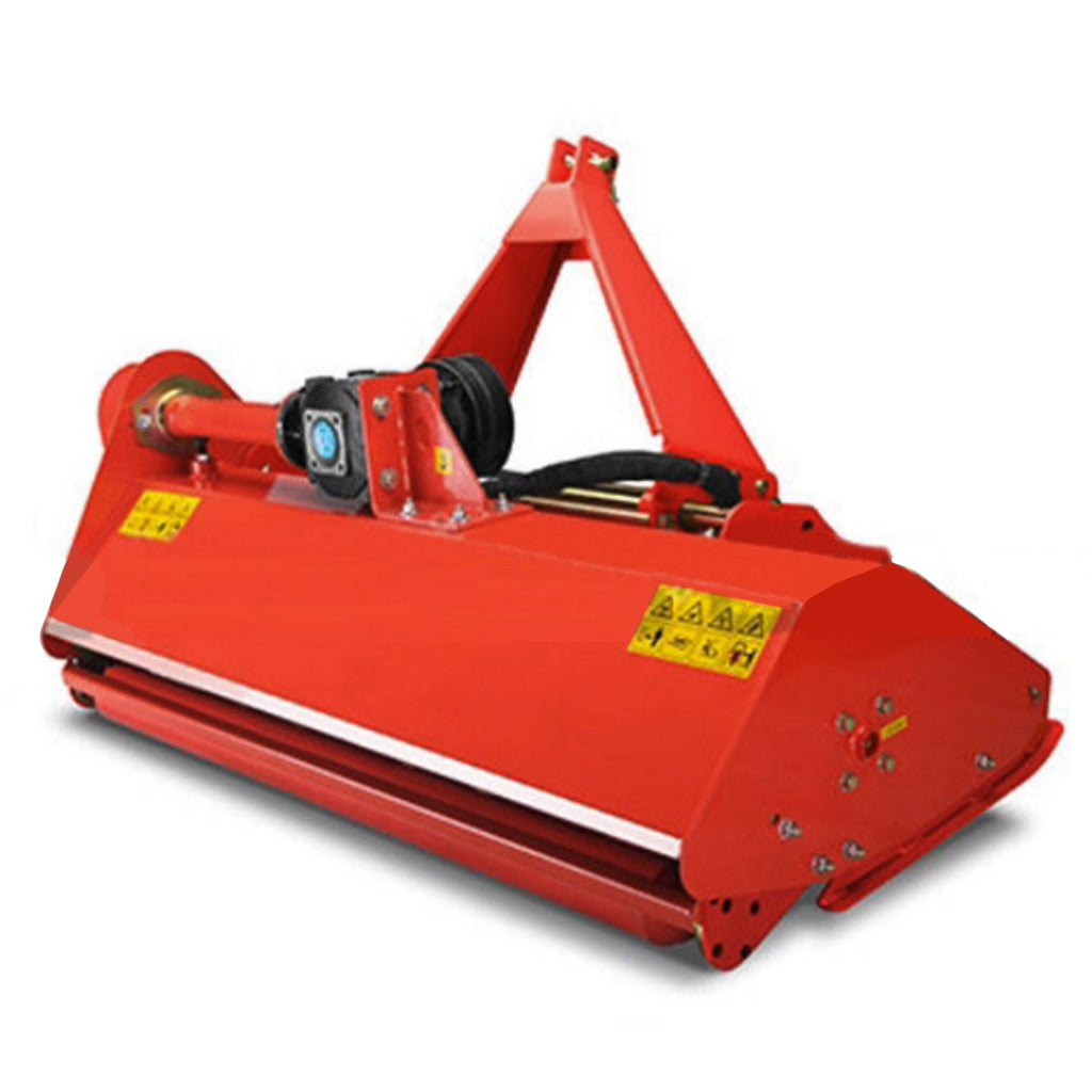 Flail Mower Mulcher Millers Falls 3 Point Linkage PTO Side
