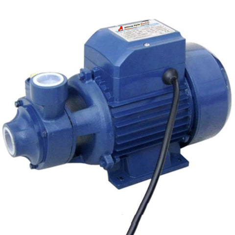 Millers Falls TWM 240V 3/4HP Electric Water Pump High Pressure 45L/min #QWE75 1
