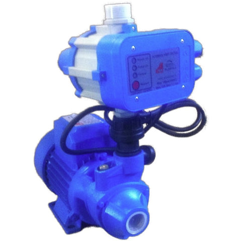 Millers Falls TWM 240V 3/4HP Electric Water Pump High Pressure With Auto Control Valve 45L/min #QWE7570 1