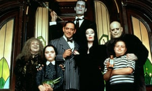 All About the Kooky and Spooky Addams Halloween Family!